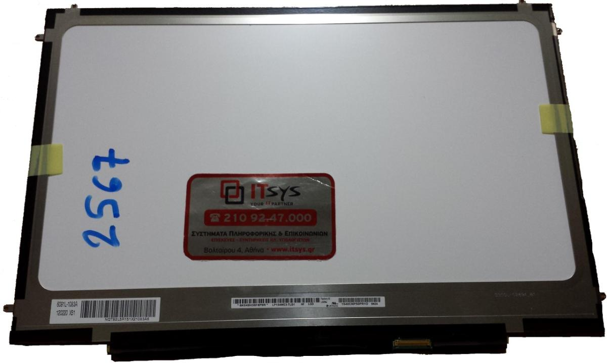 Οθόνη Laptop 15.4 1680x1050 Apple LED 40pin 15.4 Slim LED 1680*1050 LP154WE3 - TLB1 TLB2 TLA2 B154SW02 V.0 V.1 LTN154MT07 For Macbook A1286 LTN154BT08 LP154WP3 LP154WP4 LP154WE3 N154C6-L04 (Κωδ. 2567)
