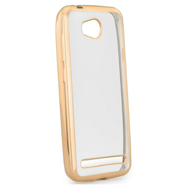 Electro Jelly Case - Huawei Y3 II Gold