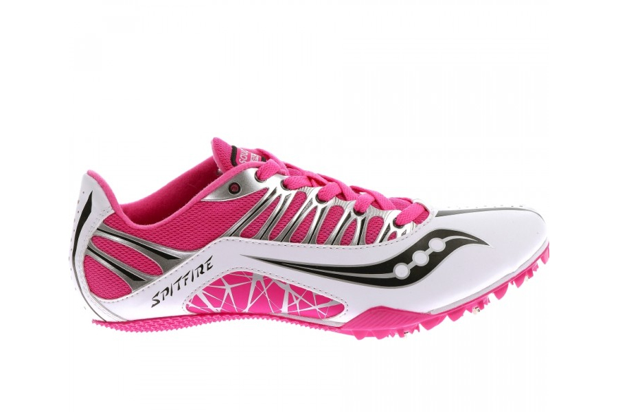1317a1a609 Αθλητικά Παπούτσια Γυναικεία Saucony Racing Spitfire White Pink