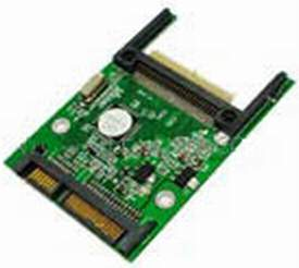 converter CF card to SATA hdd