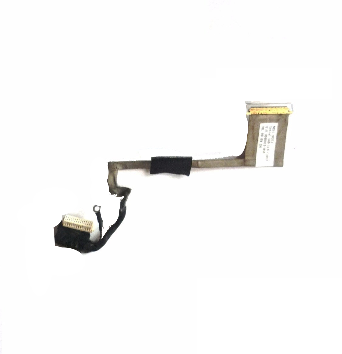 Kαλωδιοταινία Οθόνης-Flex Screen cable MSI N021 NO21 LG X110 K19-3040010-H58 X11 X110 Video Screen Cable (Κωδ. 1-FLEX0511)