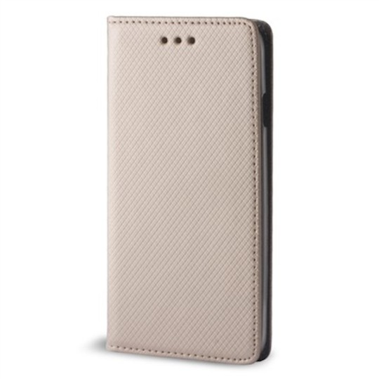 Smart Magnet case for Huawei Y5 2018 gold