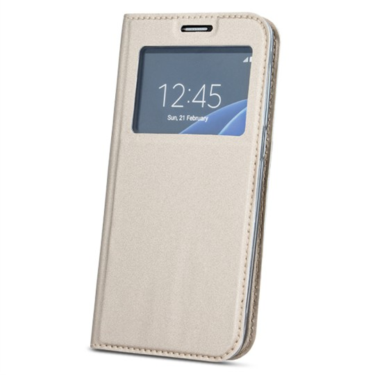 Smart Look case for Samsung S9 G960 gold