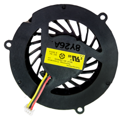Ανεμιστηράκι Laptop - CPU Cooling Fan HP COMPAQ G50 G60 G70 CQ50 CQ70 CQ70-150EV 3PIN MCF-W13BM05 ROUND (Κωδ. 80207)