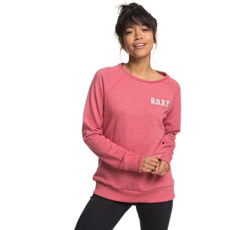 47a32c3a5d74 ΦΟΥΤΕΡ ΓΥΝΑΙΚΕΙΟ - Sunrise Delicacy B - Sweatshirt for Women ( BAROQUE  ROSE) - ROXY Sport-e (Embonilo Hellas group)