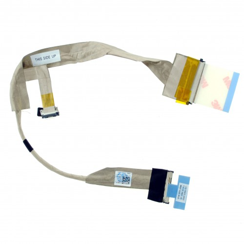 Kαλωδιοταινία Οθόνης-Flex Screen cable Dell Inspiron 1525 1526 50.4W001.001 50.4W001.301 50.4W001.101 WK447 0WK447 Video Screen Cable (Κωδ. 1-FLEX0236)