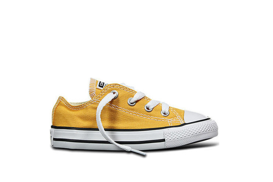 8fa2ceafaab Βρεφικά Παπούτσια Converse All Star Chuck Taylor Ox Mustard