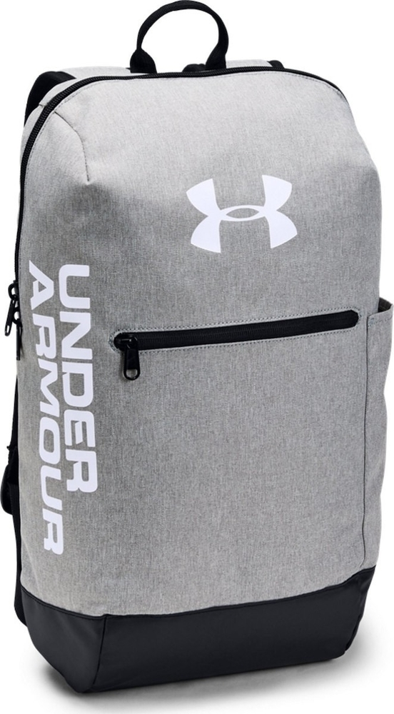 0d4ee84c86 ΣΑΚΙΔΙΟ ΠΛΑΤΗΣ (ΤΣΑΝΤΑ)- 1327792-035 UA Patterson Backpack ( Gray )- UNDER  ARMOUR Sport-e (Embonilo Hellas group)