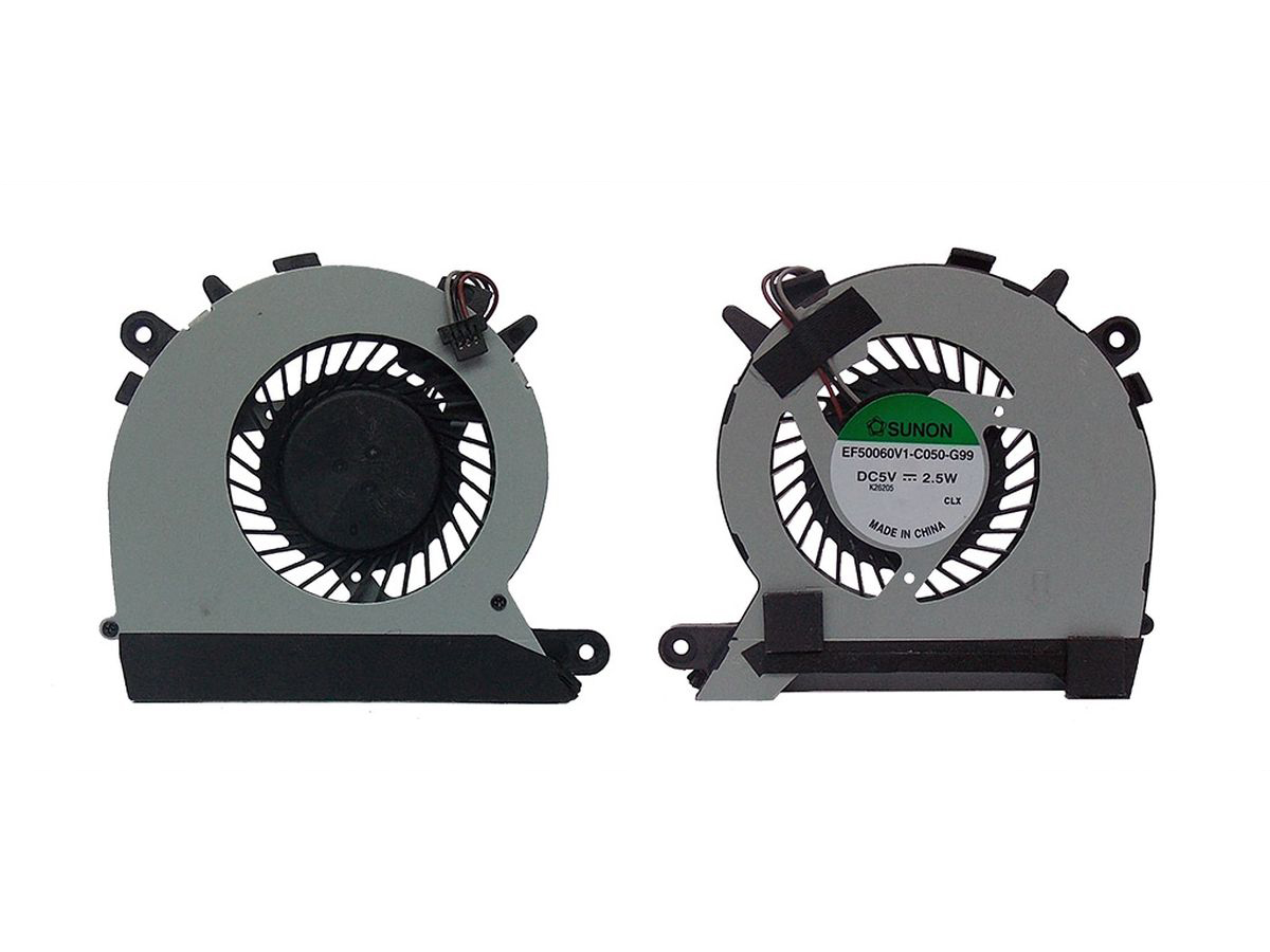 Ανεμιστηράκι Laptop - CPU Cooling Fan TOSHIBA U840 U840-SP4201L U840-SP4362S U840W EF50060V1-C050-G99 (Κωδ. 80409)