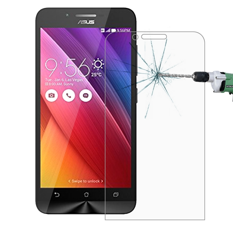 For Asus Zenfone Go / ZC500TG 0.26mm 9H+ Surface Hardness 2.5D Explosion-proof Tempered Glass Screen Film