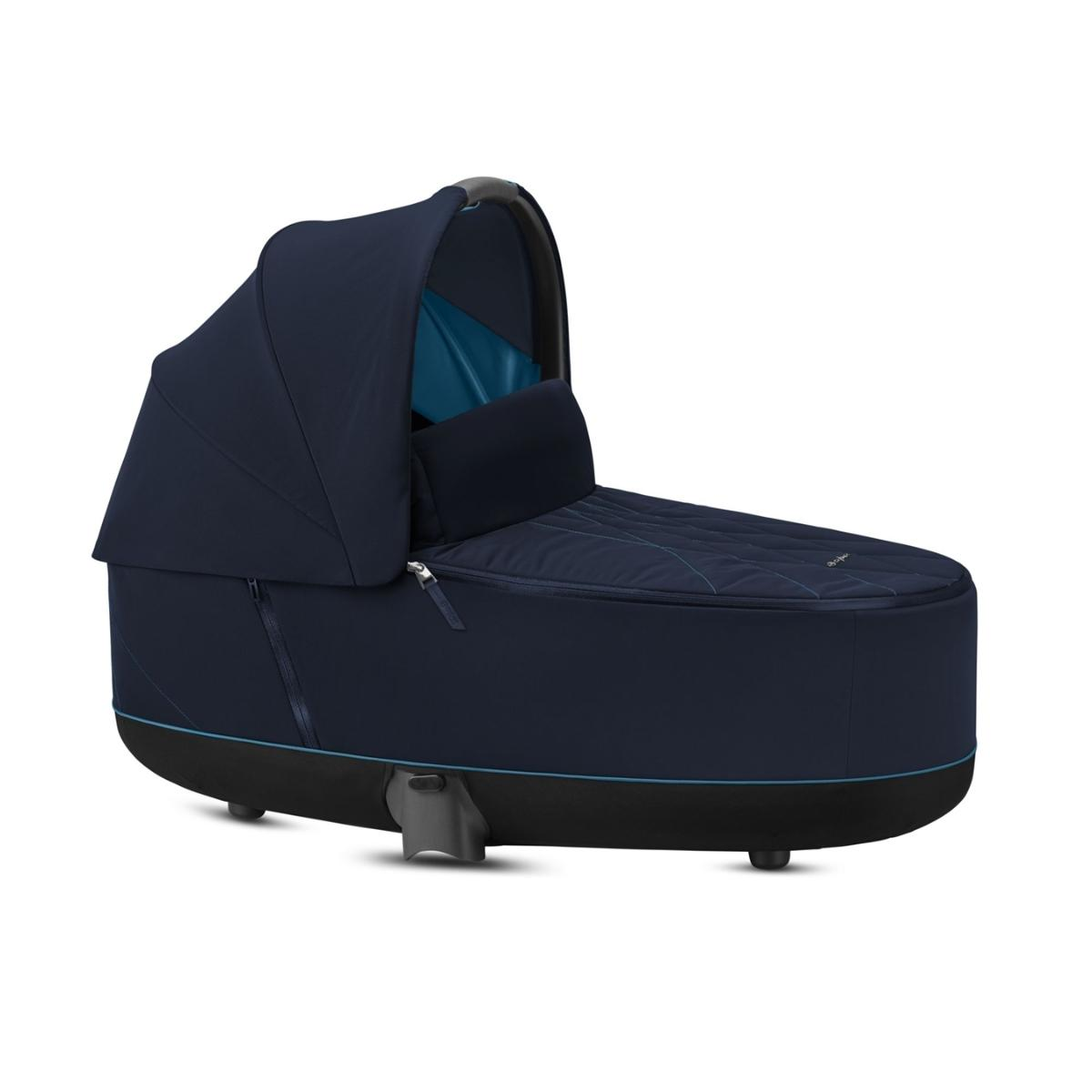 Cybex Lux Carry Cot for Priam, Nautical Blue