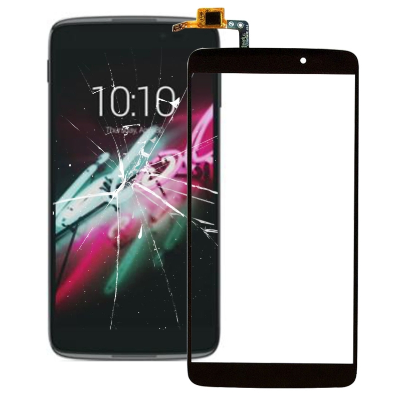 Touch Panel for Alcatel One Touch Idol 3 5.5 / 6045(Black)