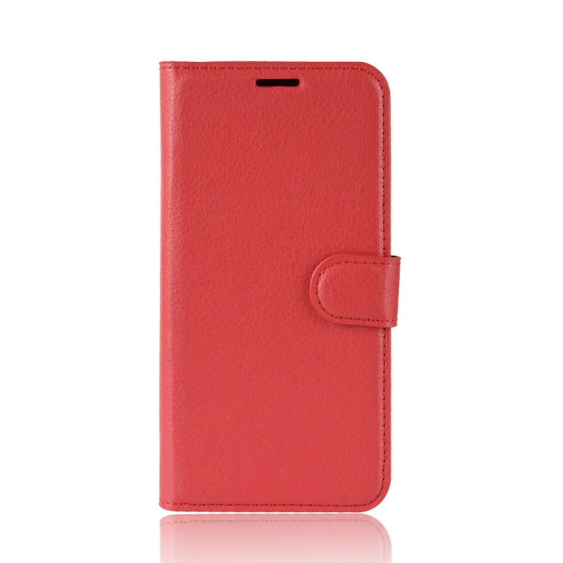 Litchi Texture Horizontal Flip Leather Case For ASUS Max(M2)ZB633KL