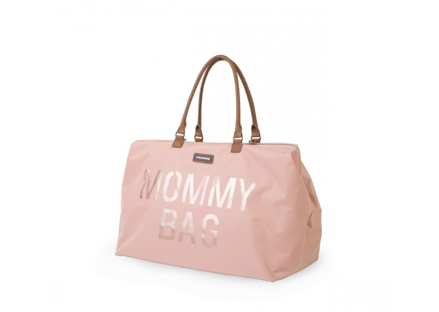 Childhome Τσάντα Αλλαγής Mommy Bag Big Pink