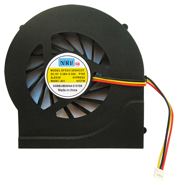 Ανεμιστηράκι Laptop - CPU Cooling Fan HP 633075-001 622032-001 DFB552005M30T FALX000EPA DV7-5000 (3PIN)(Κωδ. 80028)