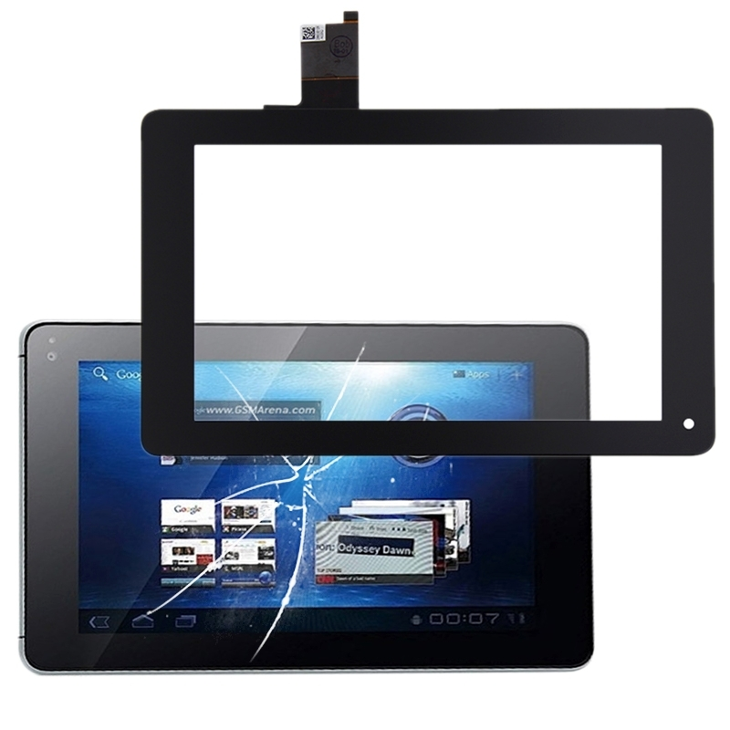 Touch Panel for Huawei MediaPad S7-301 S7-301U S7-303U(Black)