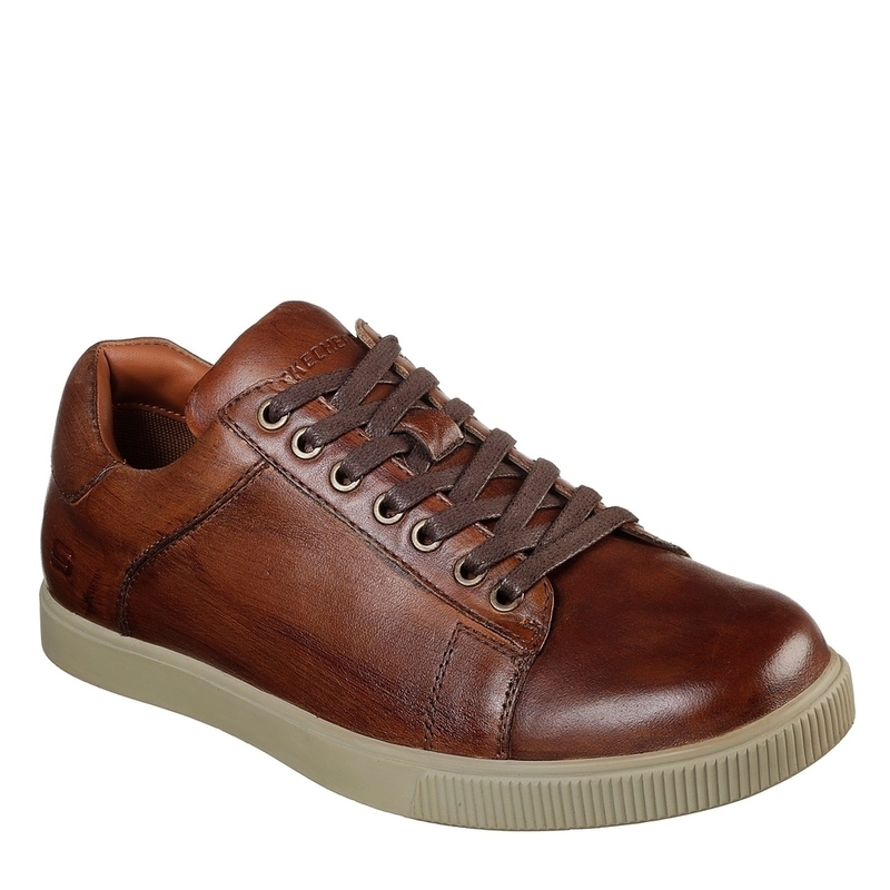 d45bba4c83eb4b ΠΑΠΟΥΤΣΙ ΑΝΔΡΙΚΟ - Volden - Fandom (65323-TNS) NATURAL - SKECHERS