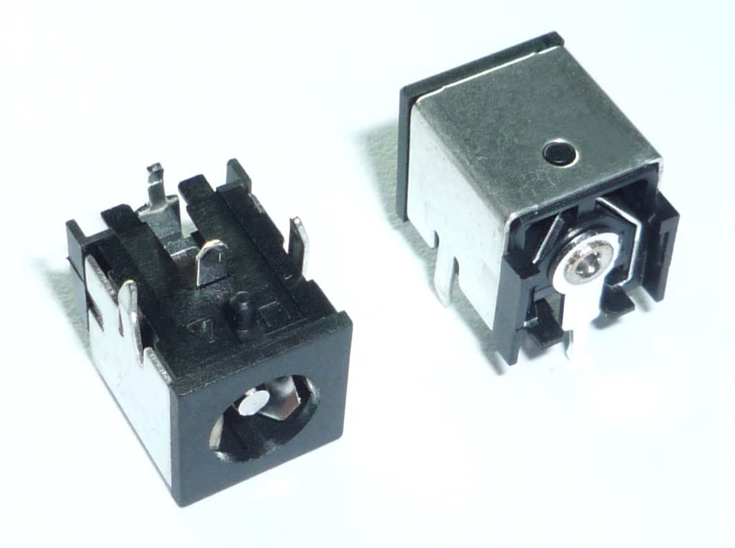 Βύσμα Τροφοδοσίας DC Power Jack Socket Acer DC jack Aspire 1670 1800 Travelmate 250 252ELCi OEM (κωδ.3004)