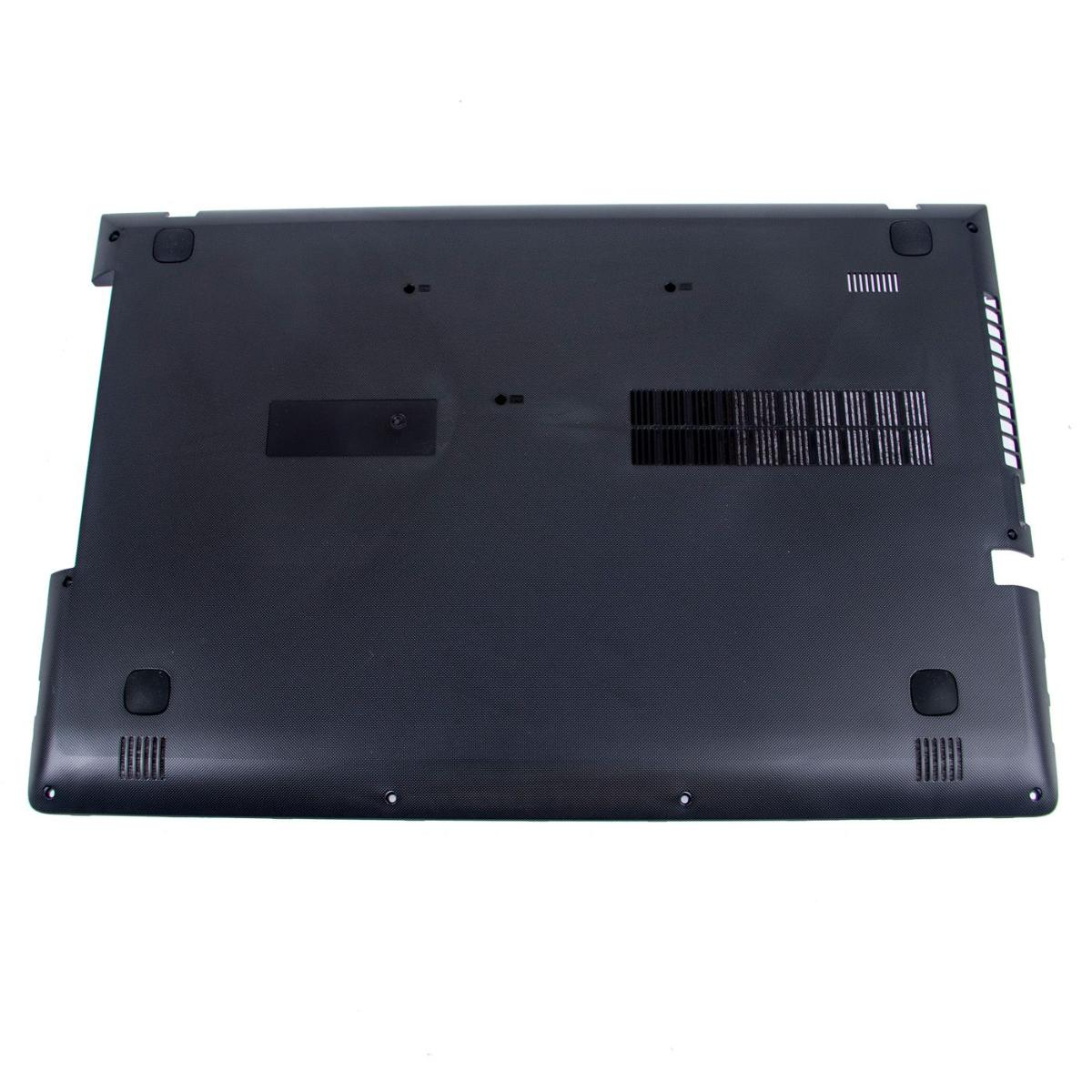 Πλαστικό Laptop - Bottom Case - Cover D Lenovo IdeaPad Z51-70 80k6 y50c 500-15ISK 500-15ACZ AP1BJ000300 AP1BJ000310 FA1BJ000100 FA1BJ000110 5CB0J23702 AP1BJ000320 5CB0J23683 FA1BJ000100 35040204 35040249 Bottom Base Cover Chassis (Κωδ. 1-COV007BLACK)