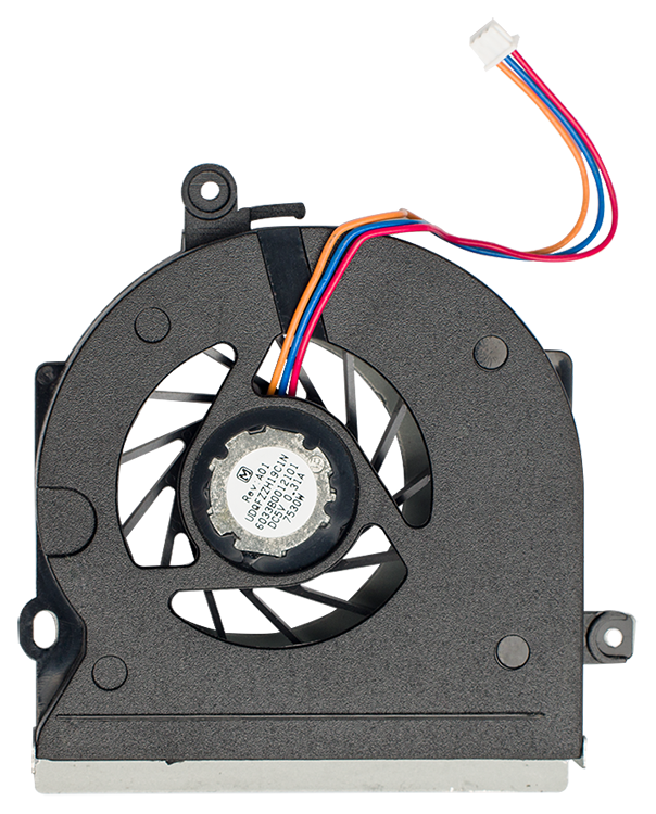 Ανεμιστηράκι Laptop - CPU Cooling Fan TOSHIBA SATELLITE A300 L300 FAN UDQFRZP02C1N (Κωδ. 80046)