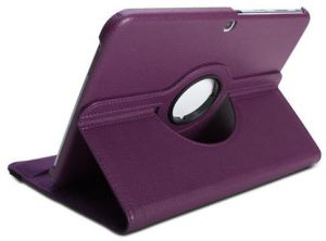 Case No brand for Samsung T310 Tab 3 8'' S-T302, Purple - 14603