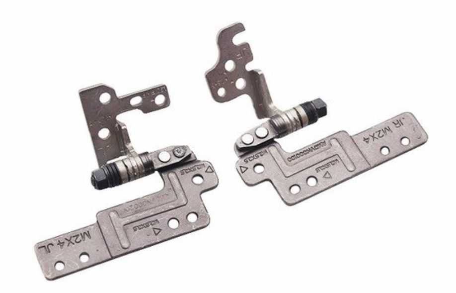 Μεντεσέδες - Hinges Bracket Set For Dell Latitude E7440 Hinge Set AM0VN000100 AM0VN000200 LCD Left + Right hinges (Κωδ.1-HNG0325)