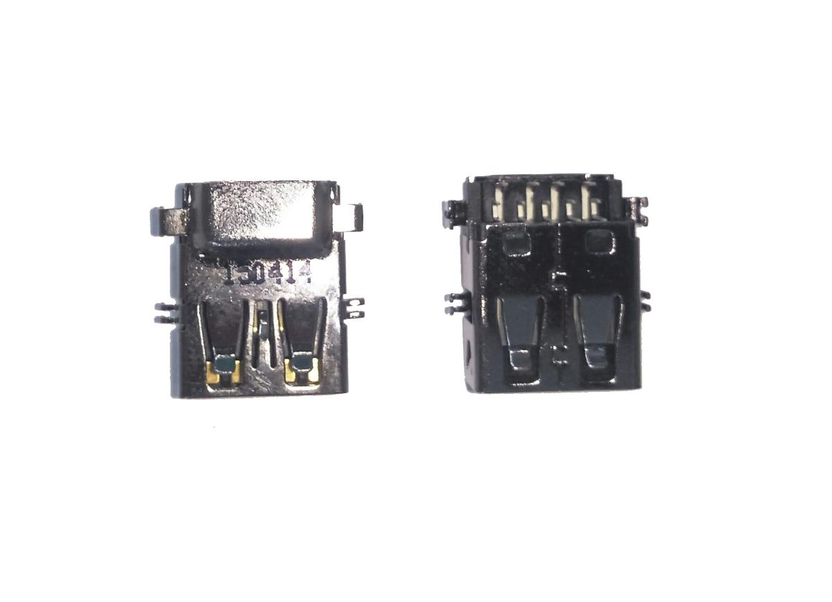 Bύσμα USB Laptop - Dell E6300 USB 3.0 Port Jack Socket Connector (Κωδ. 1-USB030)