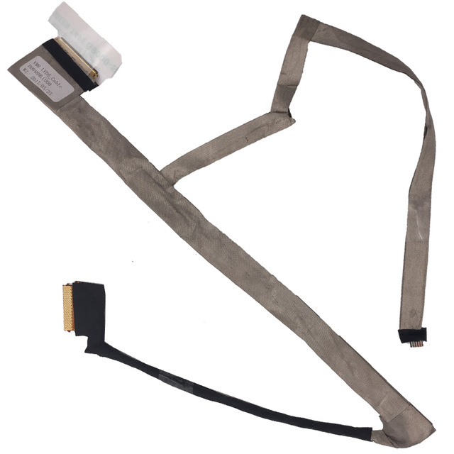 Kαλωδιοταινία Οθόνης-Flex Screen cable Dell Vostro 1015 1088 1050 047XNF DDVM9MLC000 Cn-047xvf Video Screen Cable (Κωδ. 1-FLEX0247)