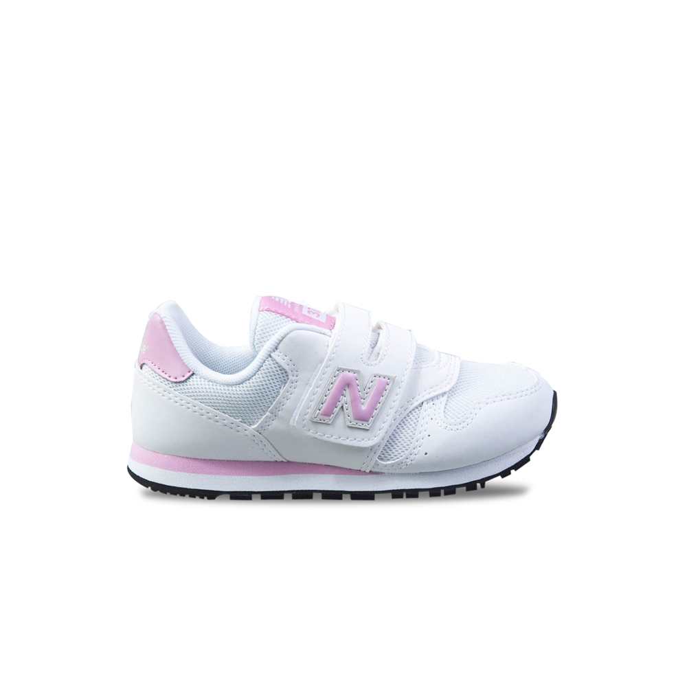 ac1c758e061 Παιδικά Προπαιδικά Παπούτσια New Balance 373 Λευκό/Ροζ Ziogas all-sports