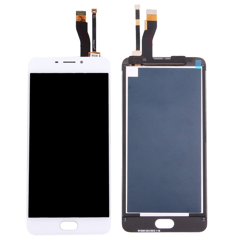 For Meizu M5 Note / Meilan Note 5 LCD Screen and Digitizer Full Assembly(White)
