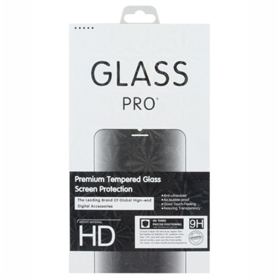 Tempered Glass 9H White-Box Huawei Y6 2019