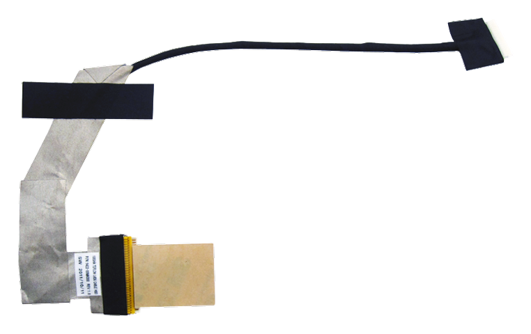 Kαλωδιοταινία Οθόνης-Flex Screen cable Asus EEE PC 1005 1005HA 1005HAB 1008 1008H 1015PE 1015PEB 1005P 1005PE 1005PEB 1005HE 1015 1008HAB 1001HA 1001H 1005H 1001HAB 1008HA 1422-00MK000 Video Screen Cable (Κωδ. 1-FLEX0312)