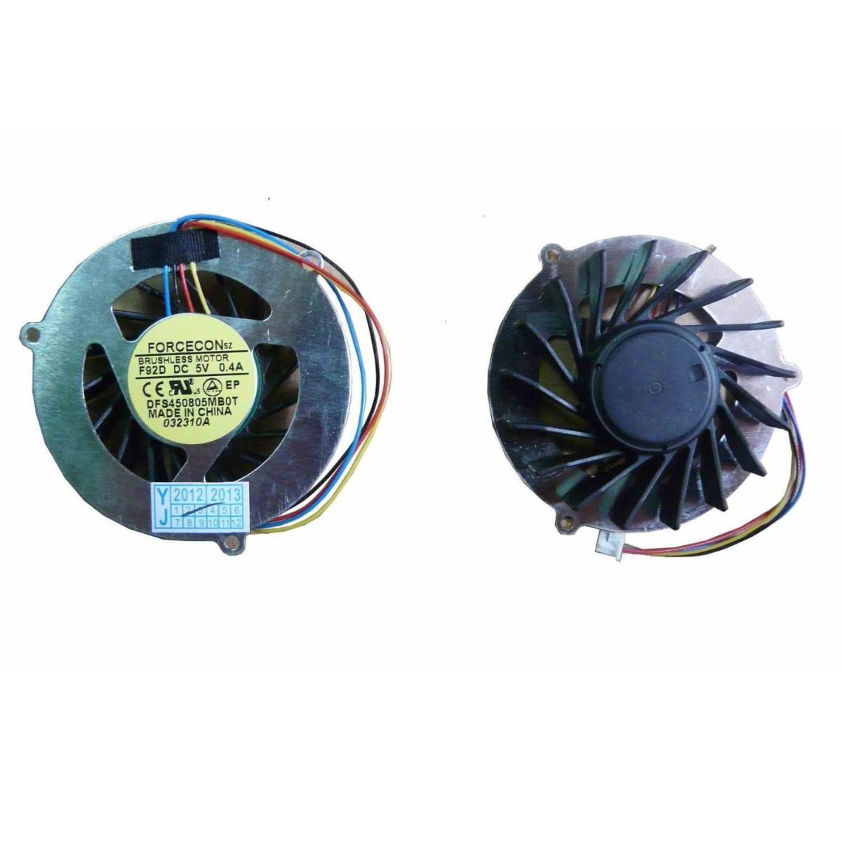 Ανεμιστηράκι Laptop - CPU Cooling Fan LENOVO B460 V460 FAN DFS450805MB0T (Κωδ.80165)