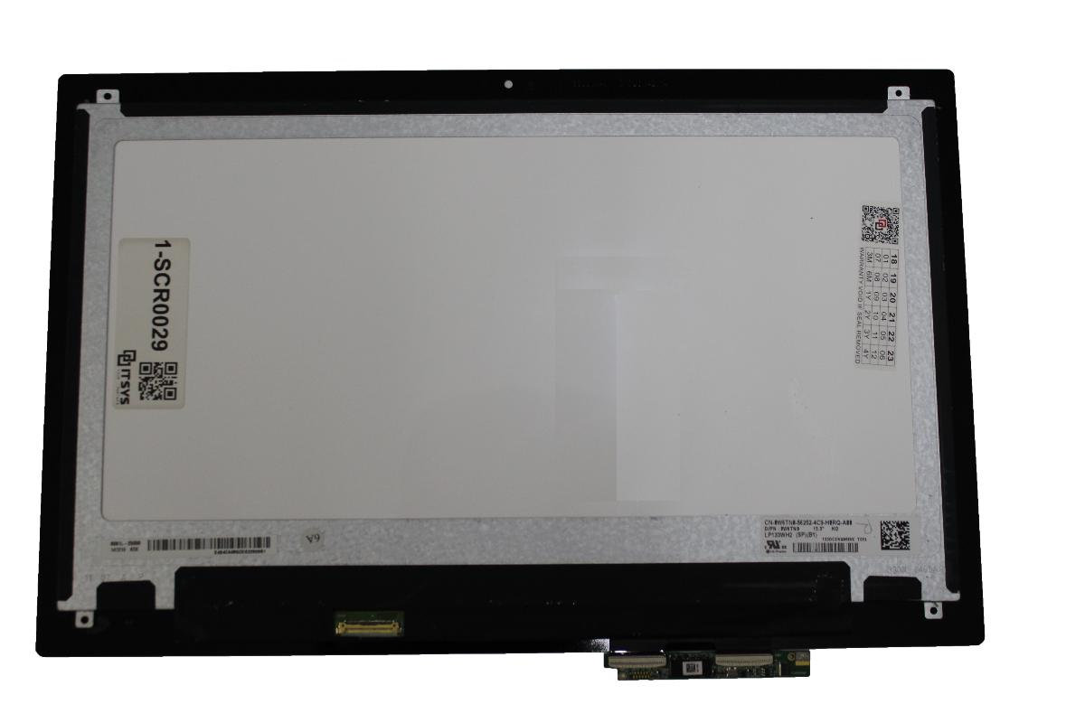 Οθόνη Laptop 13.3 Touch Screen LP133WH2 SP B1 for Dell Inspiron 13 7347 7348 7359 HD 1366x768 (Κωδ. 1-SCR0029)