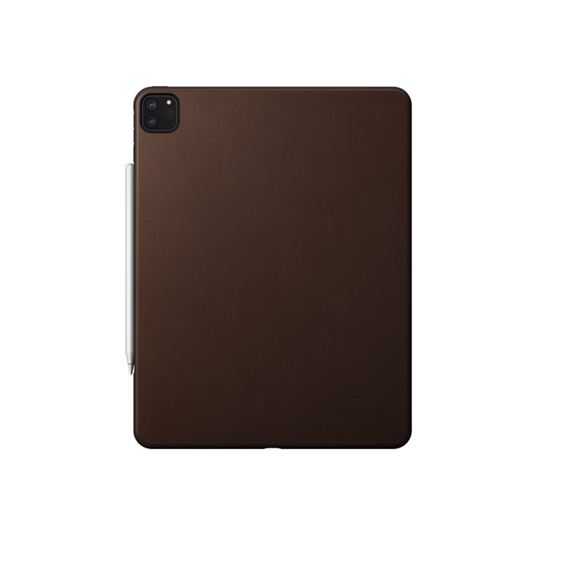 Nomad Rugged Case for iPad Pro 12.9 (2020), Brown