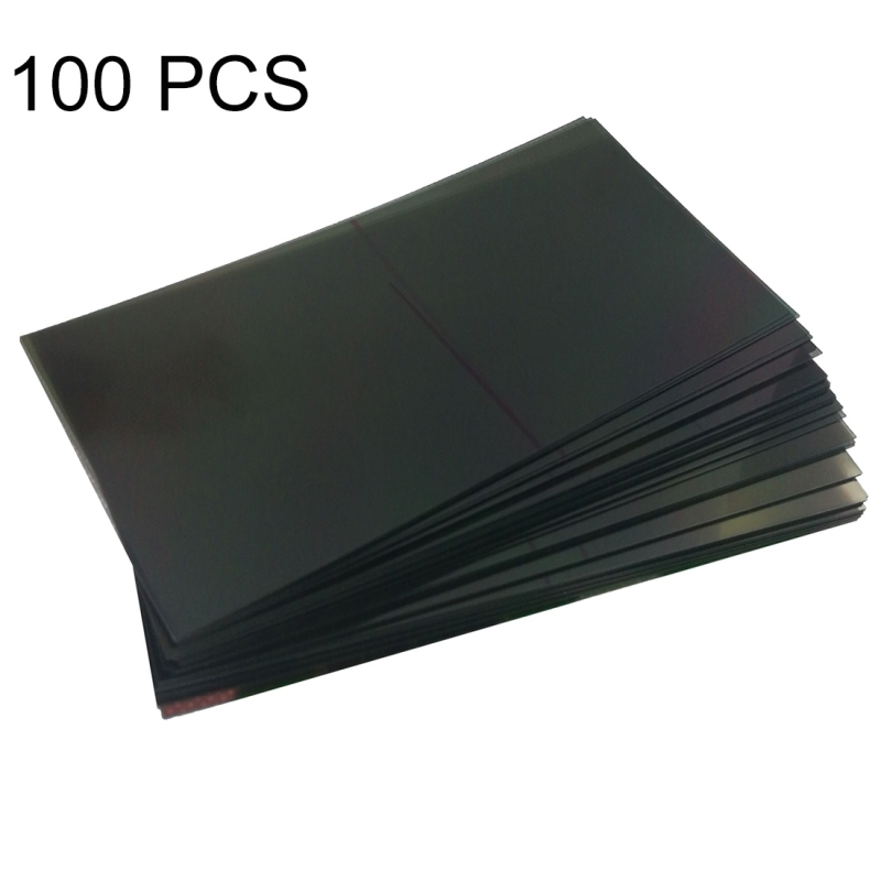 100 PCS LCD Filter Polarizing Films for Sony Xperia Z