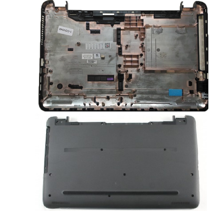 Πλαστικό Laptop - Bottom Case - Cover D HP Pavilion 250 G4 250 G5 255 15-AC 15-AF 15-AF131DX AP1EM000500 FA1EM000B00 813939-001 906832-001 907521-001 814614-001 (Κωδ. 1-COV048)