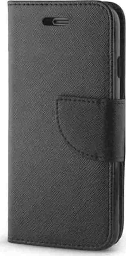 Samsung Galaxy S7 Edge BookStyle Fancy Case Μαύρο