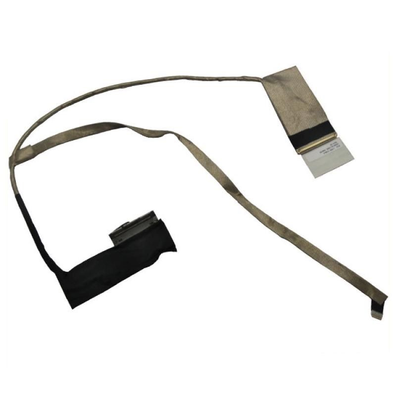 Kαλωδιοταινία Οθόνης - Flex Video Screen Cable LCD cable for HP Pavilion G4 G4-1000 G6-1000 DDR23GLC020 DDR23GLC000 (Κωδ. 1-FLEX0062)