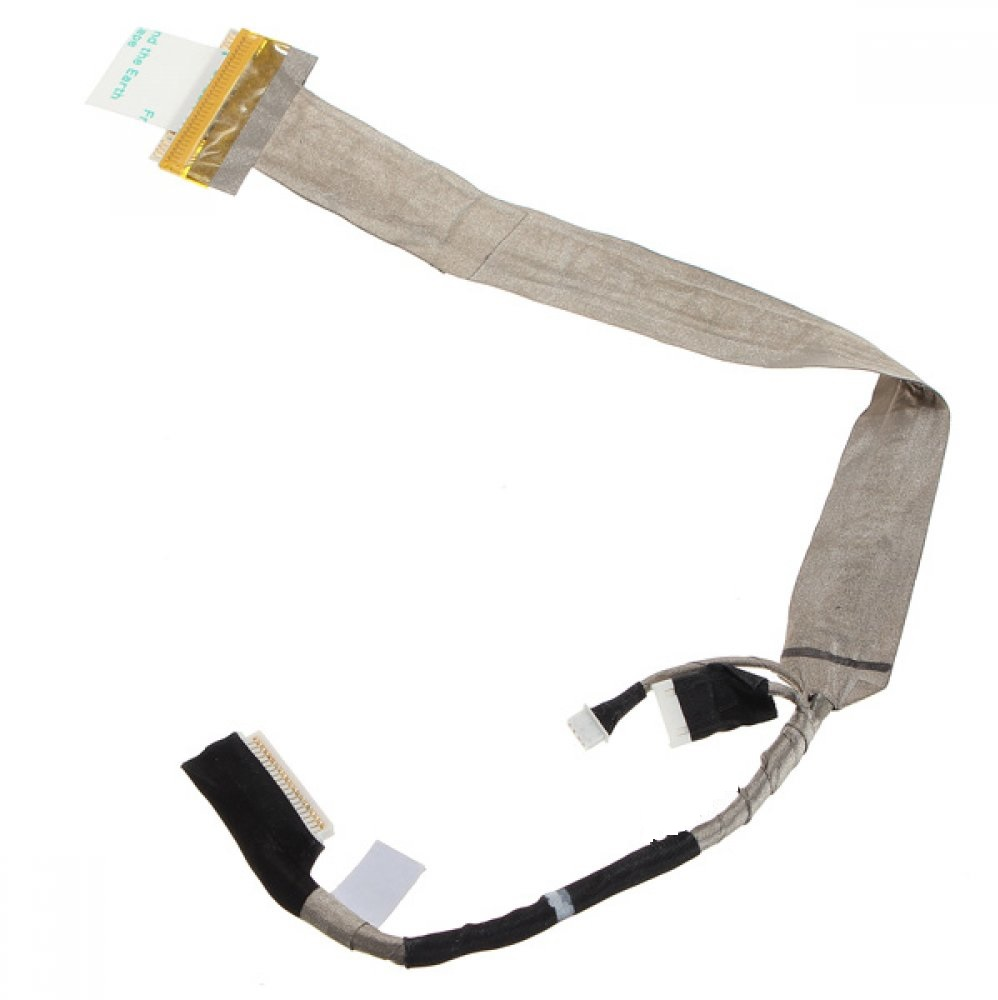 Kαλωδιοταινία Οθόνης-Flex Screen cable Toshiba Satellite P300 P305 P305D P305D-S8900 DD0BD3LC100 Video Screen Cable (Κωδ. 1-FLEX0582)