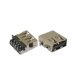 Bύσμα USB Laptop - Acer E1-431 Port Jack Socket Connector (Κωδ. 1-USB041)