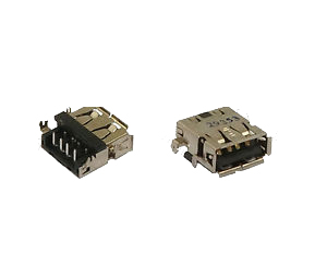 Bύσμα USB Laptop - Lenovo G450 G460 G455 G465 G530 G550 5B20H04321 USB 2.0 Female Jack Socket Port Connector (Κωδ.1-USB050)