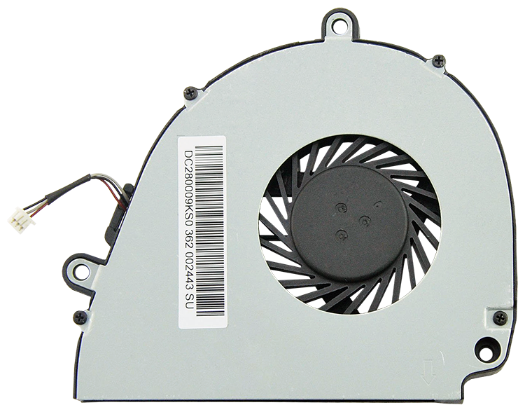 Ανεμιστηράκι Laptop - CPU Cooling Fan ACER ASPIRE 5750 5750G 5755 5755G 5350 0P5WE0 P5WE0 P5WS0 FAN (Κωδ. 80110)