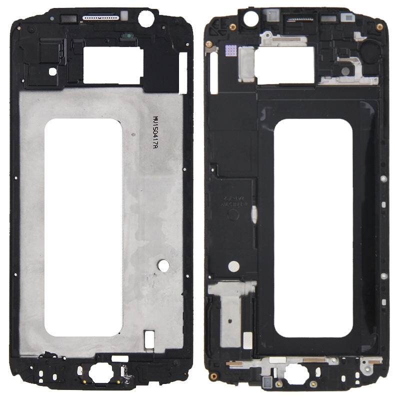 Front Housing LCD Frame Bezel Plate for Galaxy S6 / G920F