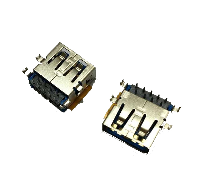 Bύσμα USB Laptop -Toshiba C850 C850D C855D C855 L850 USB 3.0 Port Jack Socket Connector (Κωδ. 1-USB015)