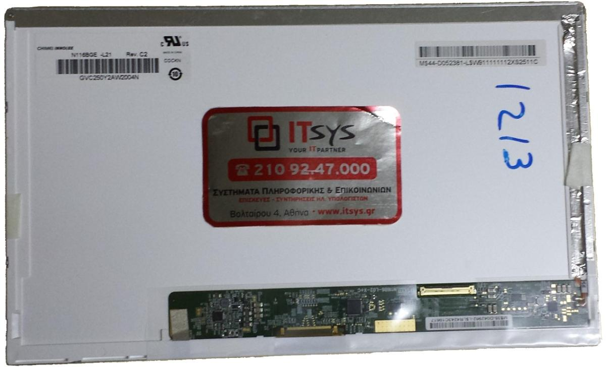 LP116WH1(TL)(B1) 11.6 1366x768 WXGA LED 40pin (Κωδ. 1213)