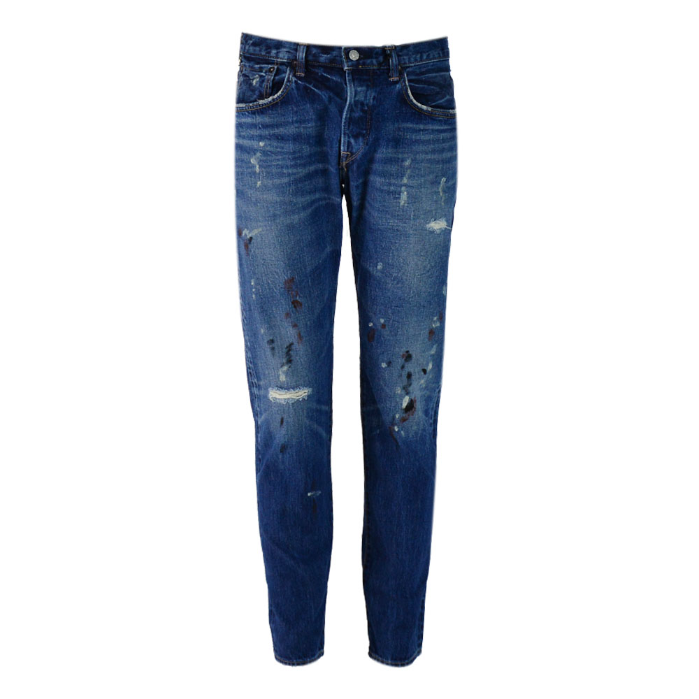 Edwin Jeans ED33M Remake Regular Tapered Fit Ανδρικό - Μπλε (I027655.1926.32)