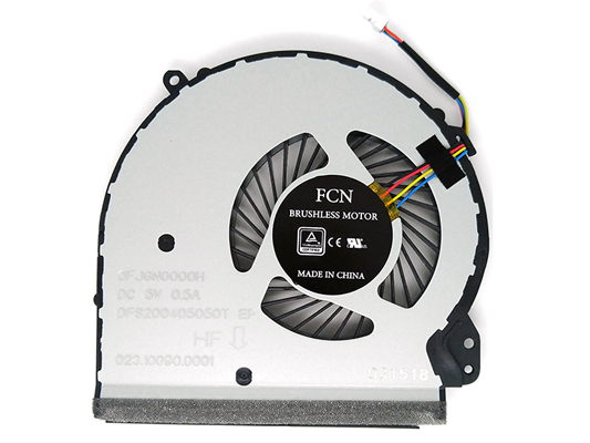 Ανεμιστηράκι Laptop - CPU Cooling Fan HP 17-X 17-Y 17-E 17-BS 926724-001 856682-001 856681-001 856761-001 0fjgn0000h 023.10090.0001 (Κωδ. 80472)