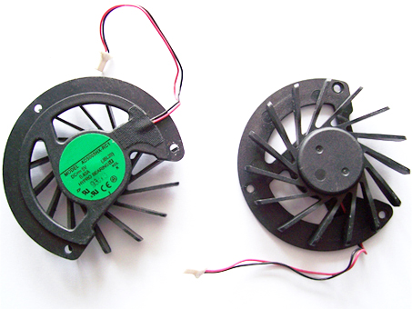 Ανεμιστηράκι Laptop - CPU Cooling Fan HP Compaq CQ40 CQ45 DV4 Series AD5005HX-RC1 F0685 2PIN OEM (Κωδ. 800146)