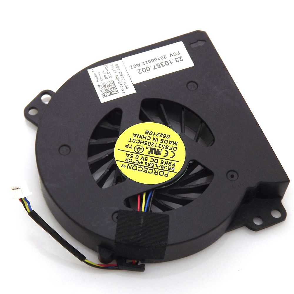 Ανεμιστηράκι Laptop - CPU Cooling Fan Dell Latitude E5410 E5510 01DMD6 1DMD6 DFS531205HC0T (Κωδ. 80362)